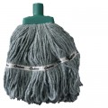 OATES DURACLEAN ROUND MOP blend green