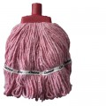 OATES DURACLEAN ROUND MOP blend  red