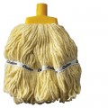 OATES DURACLEAN ROUND MOP blend yellow