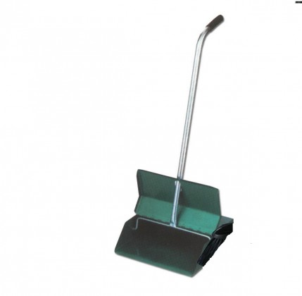 OATES UPRIGHT DUSTPAN metal