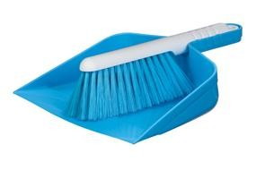 HYGIENE BRUSH & PAN SET