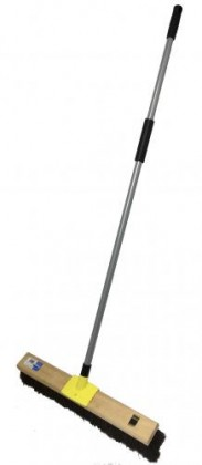 BROWNS JF18 457MM PLATFORM BROOM - COMPLETE