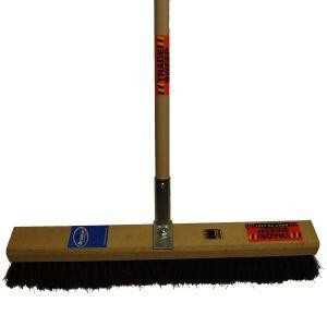 36BHJ Bolt Hole Platform Broom Complete