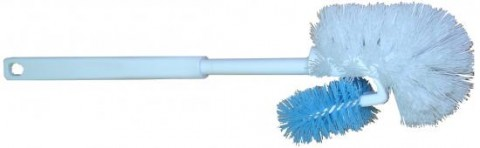 BROWNS RIM TOILET BRUSH