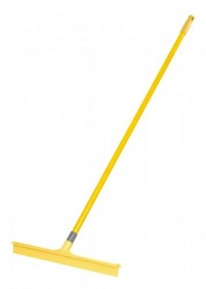 60CM SQUEEGEE COMPLETE FIBRE GLASS HANDLE