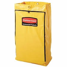 RUBBERMAID YELLOW BAG 34 GALLON