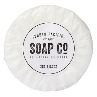 SOAP CO PLEATED SOAP WRAPPED 20g