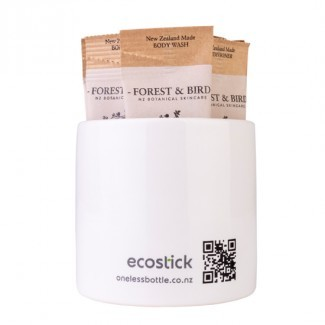 ECOSTICK FOREST & BIRD CERAMIC CANISTER