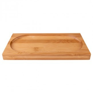 ECOSTICK BAMBOO DISPLAY TRAY