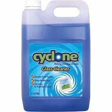 CYCLONE GLASS CLEANER 5L