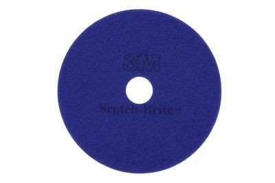 SCOTCHBRITE PURPLE DIAMOND FLOOR PAD 40cm (16
