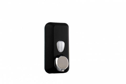 D716BLK BLACK FOAM SOAP DISPENSER 500ml