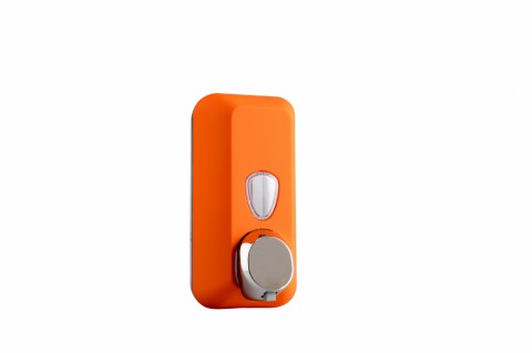 D716 ORANGE FOAM SOAP DISPENSER 500ml