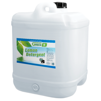 Green R Lemon Detergent 5l Products Waikato Cleaning
