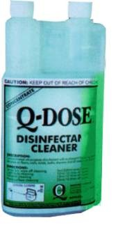 Q DOSE DISINFECTANT CLEAN 1L