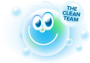 The Clean Team Smiley