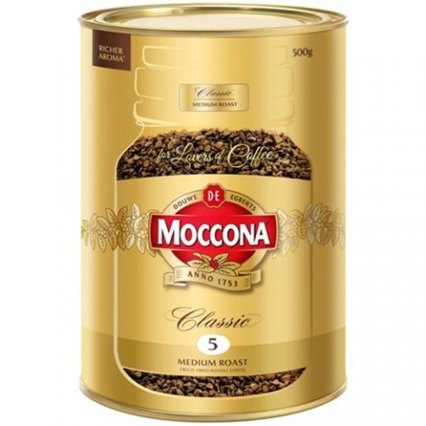 Moccona Classic Freeze Dried 500g