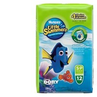 HUGGIES LITTLE SWIMMERS SMALL - 12s