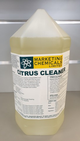 CITRUS CLEANER 5L