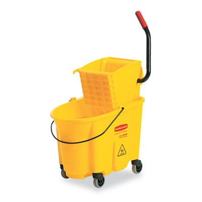 RUBBERMAID WAVEBREAK HIGH PERFORMANCE MOPPING SYSTEM - 33L