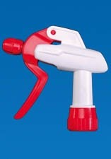 TRIGGER SPRAY - HEAVY DUTY RED