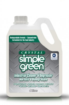 SIMPLE GREEN INDUSTRIAL CRYSTAL CONCENTRATE 4L